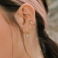 ✨💛✨🤍 #Earrings are like orgasms. You can never have too many 🙈🐝 #itsmieljewelry