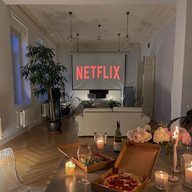 All I wanna do is sit at home and watch Netflix. 💛🐝